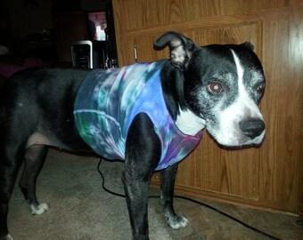 insideoutfittersxxxl  tie dye for dogs