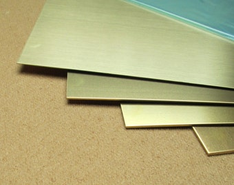1.5mm Thick Prime Quality Brass Sheet.