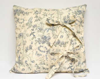Cushion Cover - Vintage Fabric