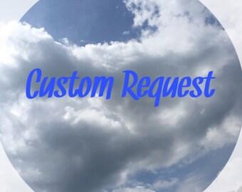 Custom Bow order