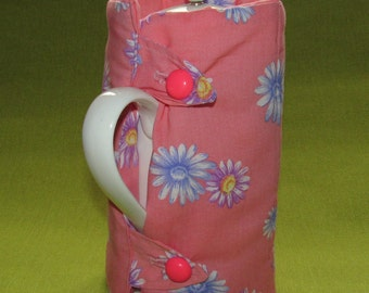 French Press Coffee Tea Pot Cozy Warmer, Coffee Tea Pot Cover, Cotton Warmer