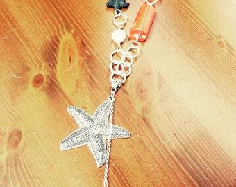 Summer handmade necklace