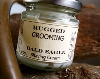 Bald Eagle Shaving Cream