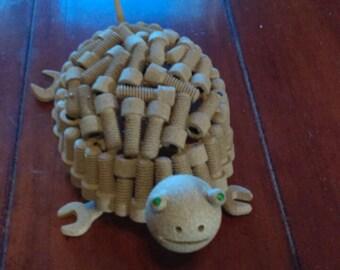 Turtle sculpture