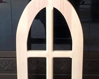 Rounded Arched Window Small