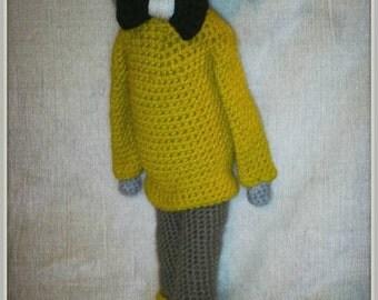 doudou crochet amigurumi