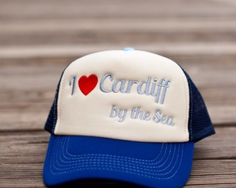 I Love Cardiff by the Sea