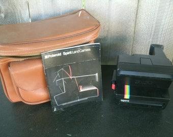 Vintage Polaroid Spirit Land Camera