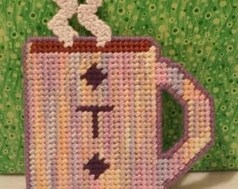 Whimsical Mug Rug