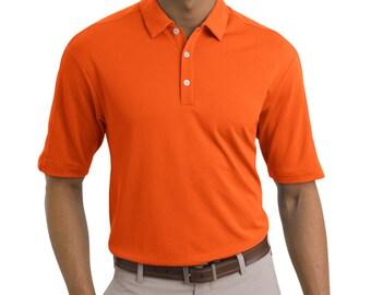 Custom Tech Sport Dri-FIT Polo, Custom Design T-shirt, Short Sleeve Custom Shirt, Men's Custom Tee