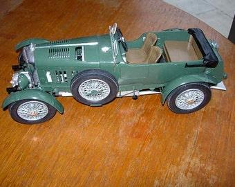 1;12 scale bentley blower model car