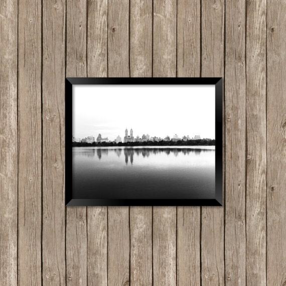 Central Park Views - Photographic Print