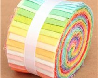 Spring Couture, Jelly Roll, 30 pieces, Michael Miller Fabric
