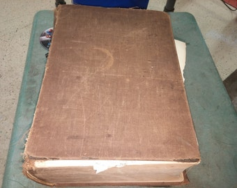 Webster's International Dictionary Published in 1895