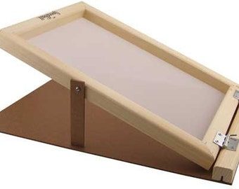 """Screen Printing Frame with Base Unit  10""""x14"""" - Speedball"""