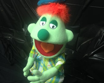 Professional Ministry Puppet Green