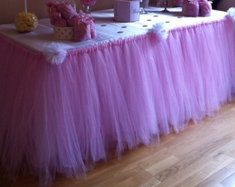 Table Tutu skirt