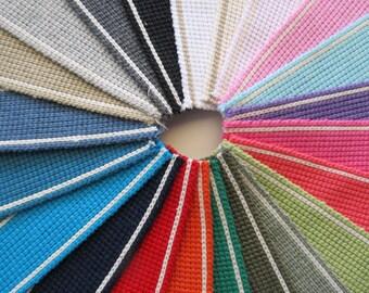 Heavy Cotton Mix Webbing 2 Metre Length