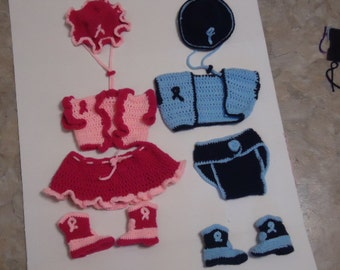 Baby Cowboy Outfit