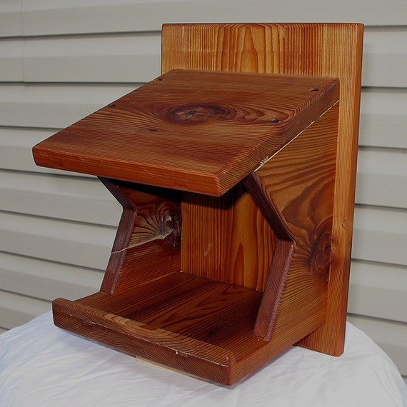 Robin / Mourning Dove / Swallow Nest Box by ...