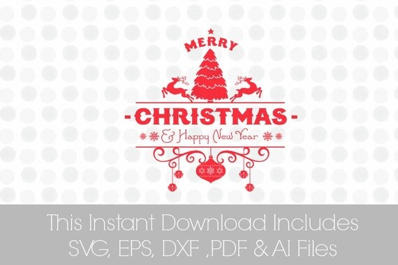 merry christmas svg svg pdf dxf eps sayingsquotes