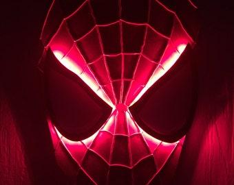 Spiderman Light Up Night Light