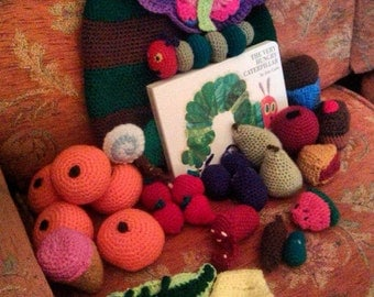 The Hungry Caterpillar Story Sack