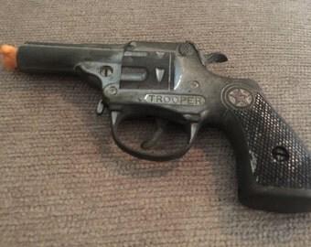 Toy Trooper Cap Pistol Cap Gun