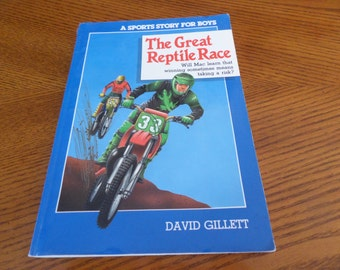 The Great Reptile Race by David Gillett