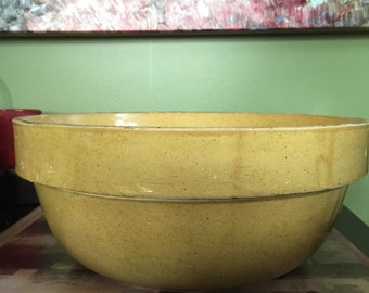 Antique Buckeye Pottery Bowl