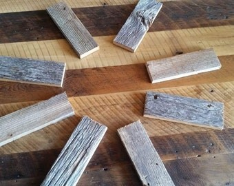barn wood reclaimed crafters pack