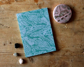 A5 Patterned Notebook