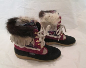 After Ski Boots Etsy