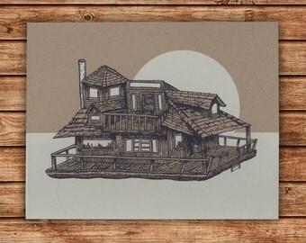 Houseboat #3