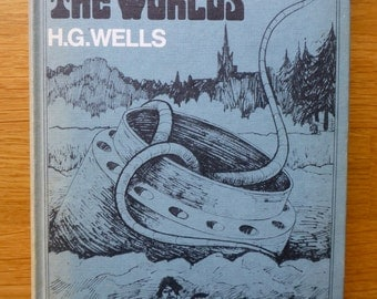The War of The Worlds - H G Wells - New Windmill Series 1978
