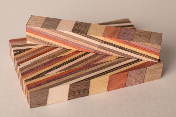 Laminate Pen Blanks : Diagonal cut laminated pen blanks by gulfcoastpens