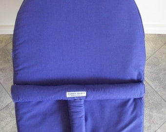 Purple-Baby bounce mesh baby bouncer cover,Australian made-*NEW*