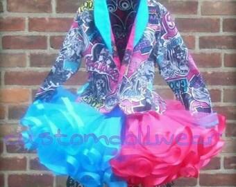 Custom made blazer