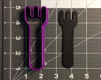 Pitch Fork 100 Cookie Cutter