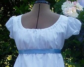 Jane Austen Dress or Jane Bennet's Regency Gown