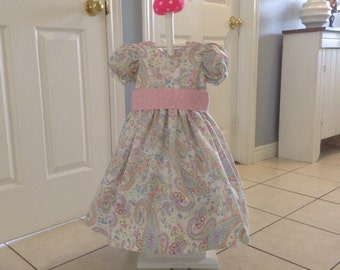 The Paisley Dress, Size 4