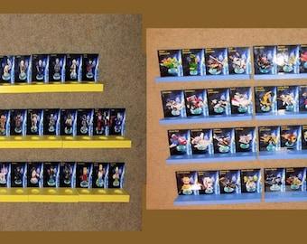 lego dimensions display stands 40 slots free by morsbanegoods. Black Bedroom Furniture Sets. Home Design Ideas