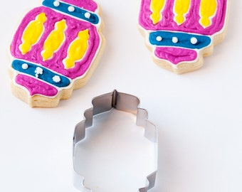 Lantern Cookie Cutter - Fabulous gift for Ramadan and Eid, Ramadan Gift, Eid Gift, Ramadan lanter,