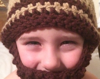 Winter Bearded Hat