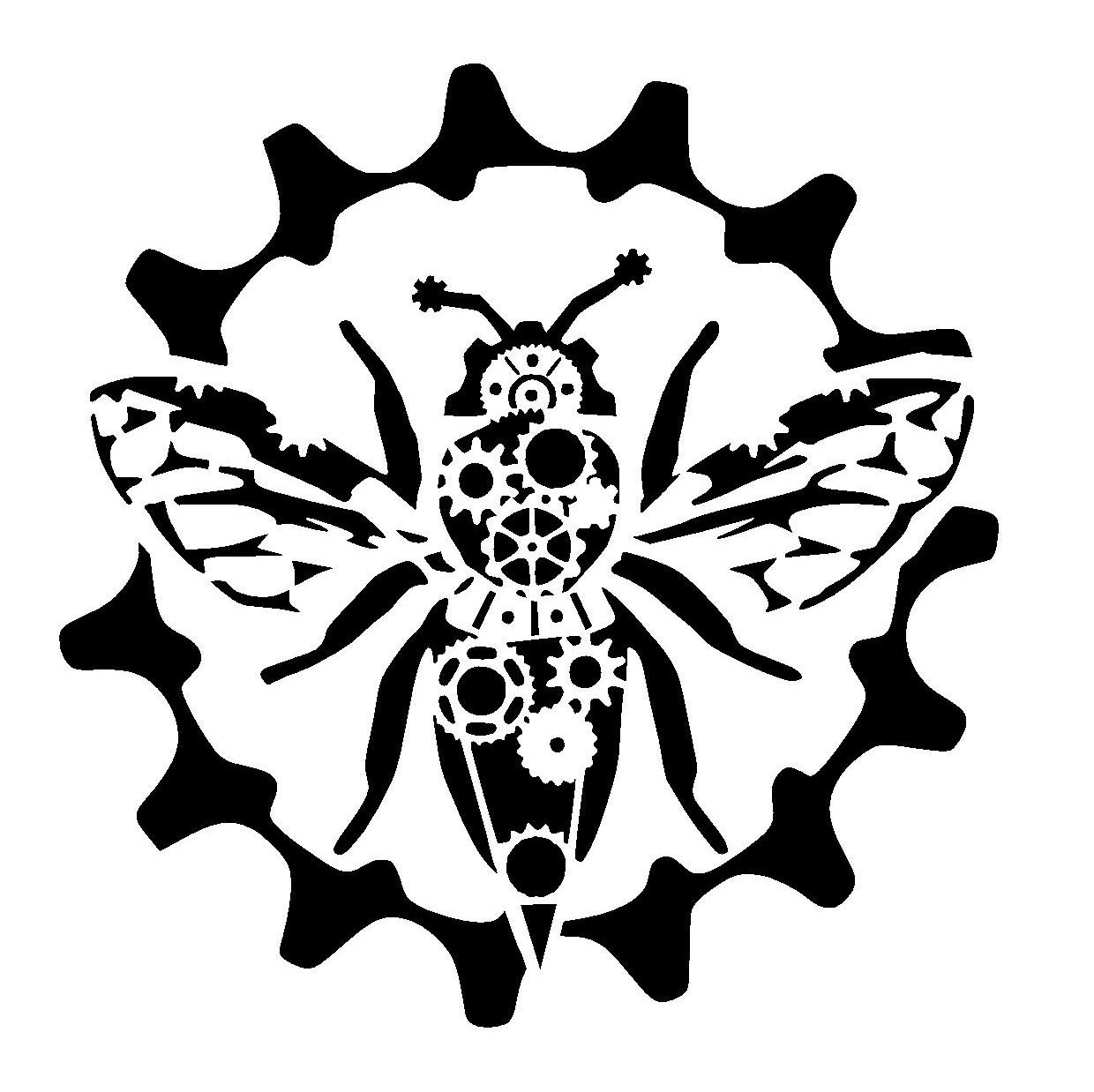 Sports Car Stencils likewise Royalty Free Stock Image Leopard Skin Head Silhouette Africa Illustration Symbol As Image31150606 as well Sweet Poppy Stencil Ornate Dragonfly P 1012 further Weekend Workshop A Crash Course In Stenciling Fabric besides 150881230401. on airbrush patterns for free