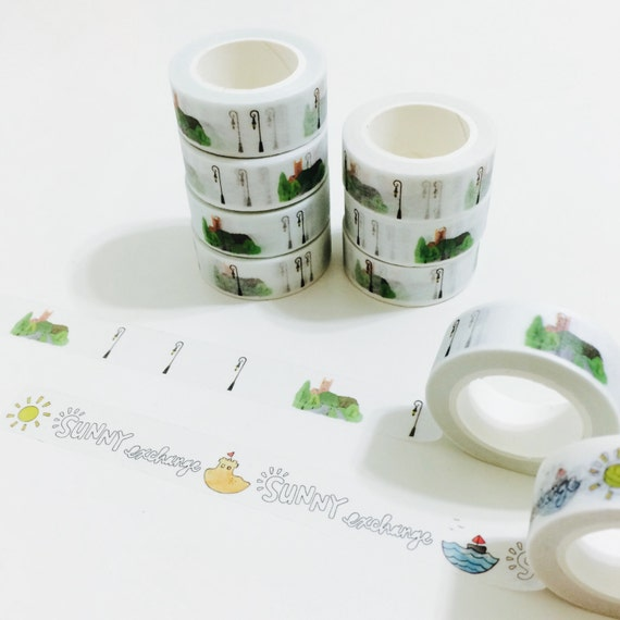 how to get custom washi tape