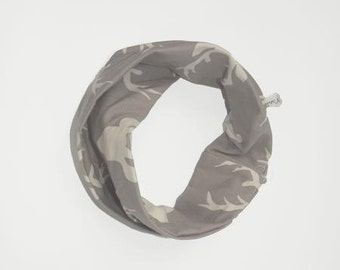 Deer Eternity Scarf (6m to 36m) Free Shipping