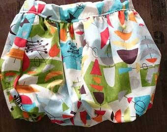 Double Bubble Skirt