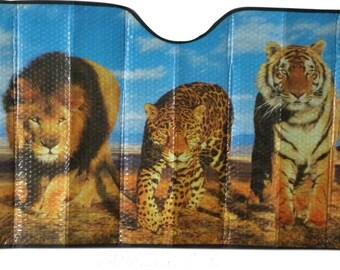 Sunshade...Big Cats....