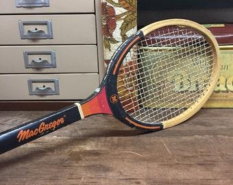 Tennis Racket Macgregor